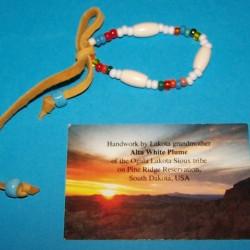 Lakota Sioux armband - model P