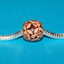 Houten bead, Pandora stijl, model B