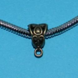 Bail of hangeroog, brons, model AA, past op Pandora