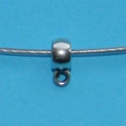 Bail of hangeroog, Tibet zilver, model T, past op spang