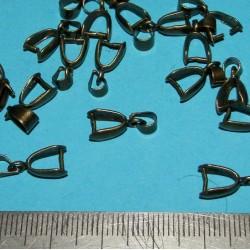Hangeroog voor steen - bronskleurig - 16mm