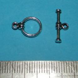 Kapittel slotje, Tibet zilver, model R