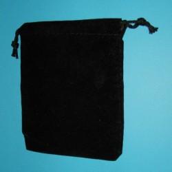 Pendel buidel, zwart - in combinatie met pendel