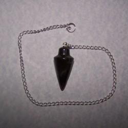 Paarse Agaat pendel