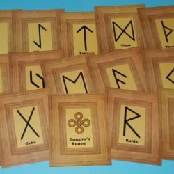 Runen kaarten