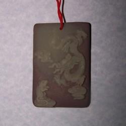 Rat hanger, Chinese astrologie, Zipao Jade, model B
