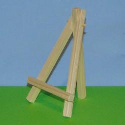 Kleine houten ezel voor tegeltje e.d.