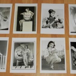 8 Dubbele Nostalgische Paas kaarten - set B